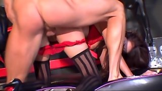 Sucking Cock, Latina Pussy, Cowgirl Stockings, Pussy And Cock, Doggystyle Tits, Doggy Pussy, Cum Into The Mouth, Tits With Cum