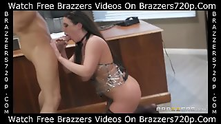 Brazzers720P.pw Pornstars Like It Big Just To Be Clear Angela White