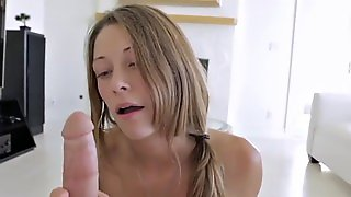 Pov Teens Face Spermed
