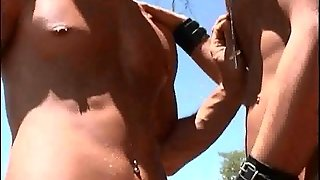 Naughty Twinks Outdoors Fuck