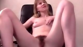 Old Hairy Slut Rides Old Dick Nicely Part4