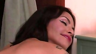 Big Tit Tattooed Shemale Ts Foxxy Analed