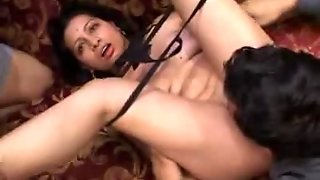 Cock Sucking Indian Babe Gets Her Pussy Licked