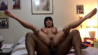 Granny Has Anal Sex With Bbc