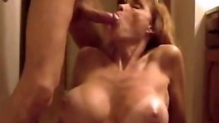 Perfect Milf Swallows Cum