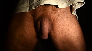 Big Cock In The Darkness