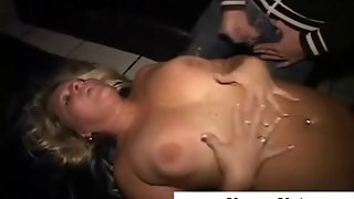 Group Slut Anal Creampie