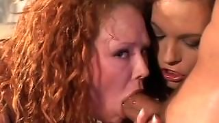 Two Hot Babe Fucked In The Ass