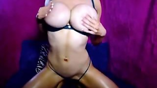 Oiled Up Milf With Big Tits