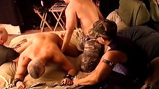4 Man Cbt Orgy With Young