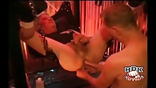Sex Swing Fisted