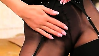 Czech Pornstar With Incredible Lingerie
