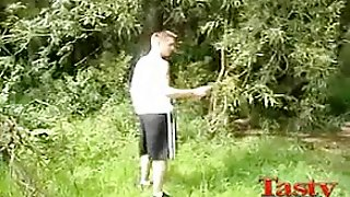 Shane - Shane Goes For A Walk In The Woods