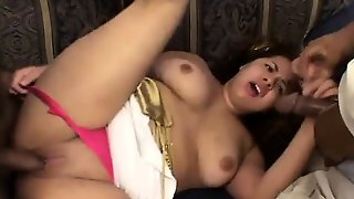 Meg And Her Big Black Dick Double Penetration