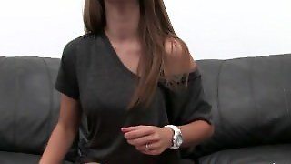 Teen Cocksucking Champion Mia On Backroom Casting Couch
