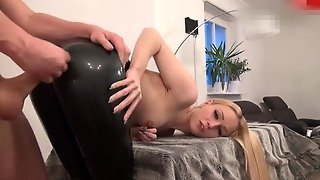 Fucked In Black Latex