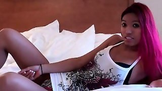 Jerk Off And Blow A Big Load For Asia Perez