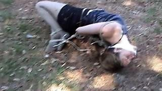 Hogtied On An Anthill