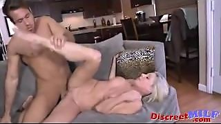 Big Boobs Milf Gets It Hard And Rough 02
