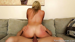 Mia Lelani With Big Butt And Smooth Snatch Enjoys Some Passionate Anal Sex With With Johnny Castle