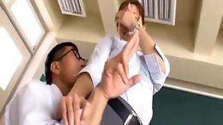 Kaori Hot Japanese Teacher Getting Part3