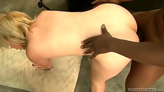 Curvy Alice Frost Fucked By A Black Dick
