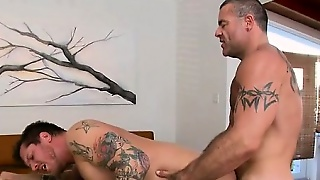 Exciting And Wild Gay Sex