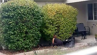 Hot Mature Neighbor Hidden Cam