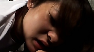 Redhead Excited Japanese Girl Gets Cunt Vibrated