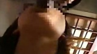 Bouncing Boobs And A Blowjob