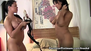 Faustine Lee In Punished By Nikki Delano