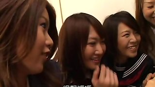 Please Have Group Sex With Us - Scene 01