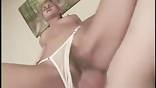 Very Cute Teen Daughter Destroyd By Old Man