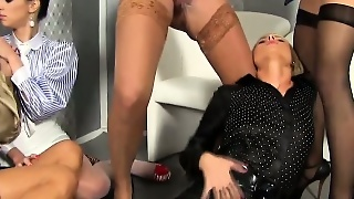 Gloryhole Sluts Piss And Finger