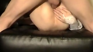 Wife So Excited That Babe Tried Taut Anal With Strange