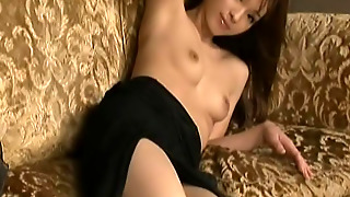 This Fine Asian Slut Is A Specialist In Cock