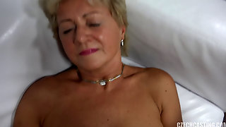 Czech Mature - Sex