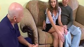 A Swinger Wife Is Born