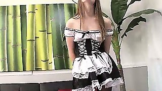 Alice March Costume Party - Mp4