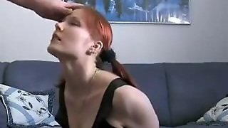 Submissive Wench In A Homemade Fetish Fuck