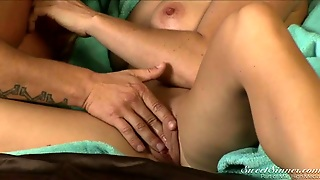 Riding, Cowgirl, Natural, Blowjob, Blonde, Pussy Eating, Fingering, Pussy Licking, Students