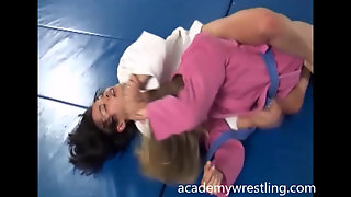 Incredible Nude Erotic Wrestling Videos On Academy Wrestling