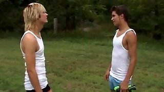 Twinks On Camping ...