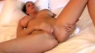 Gianna Michaels Bed Alone