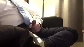 Wank In My Office