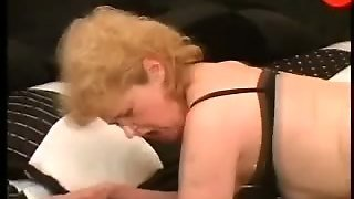 Nasty Big Boobed Slut Blonde Milf