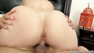 Busty 18 Year Old Auditions For Porn!
