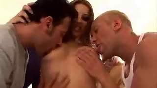 Karina Swallow Multiple Cumshot