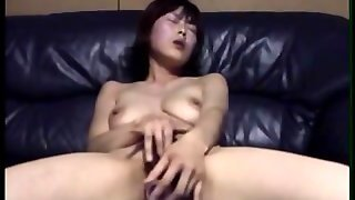 1Fuckdatecom Asian Amateur Masturbates With