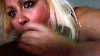 Facefucking Session With Mature Milf